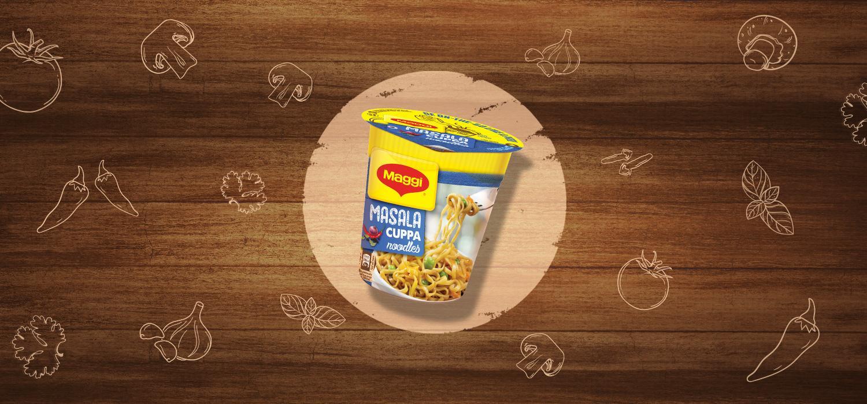 Cuppa Noodles