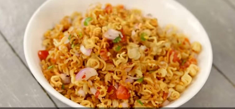 MAGGI Bhel - Crispy Instant Snack Recipe