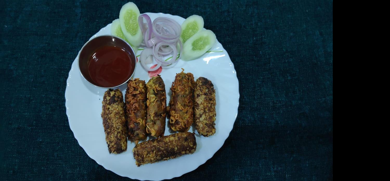 Chingri Vegie Chop/ Prawns Vegie Chop Recipe