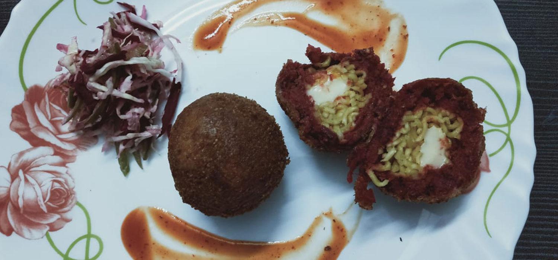 The Magic Cheese Balls Recipe