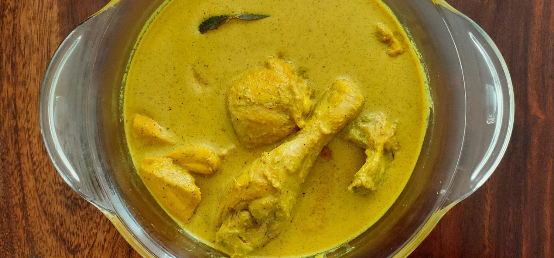 Gulai Ayam Recipe (Indonesian Coconut Chicken Curry)