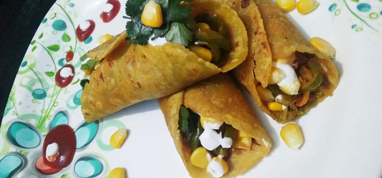MAGGI Tortilla Wraps Recipe