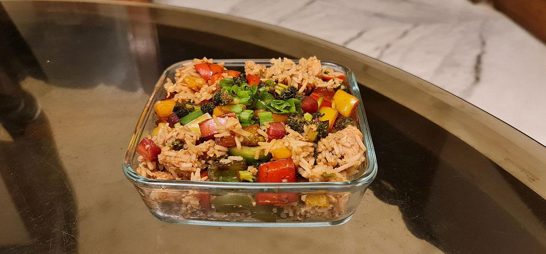 Power House Bowl Recipe
