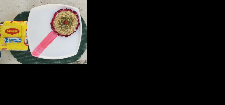 MAGGI Kunafa Recipe