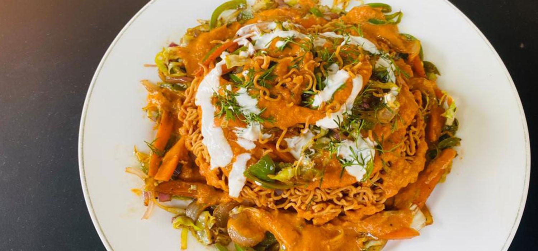 Veg Makhni Chop Suey Recipe
