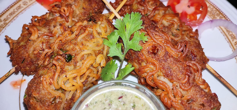 MAGGI Seekh Kabab Recipe