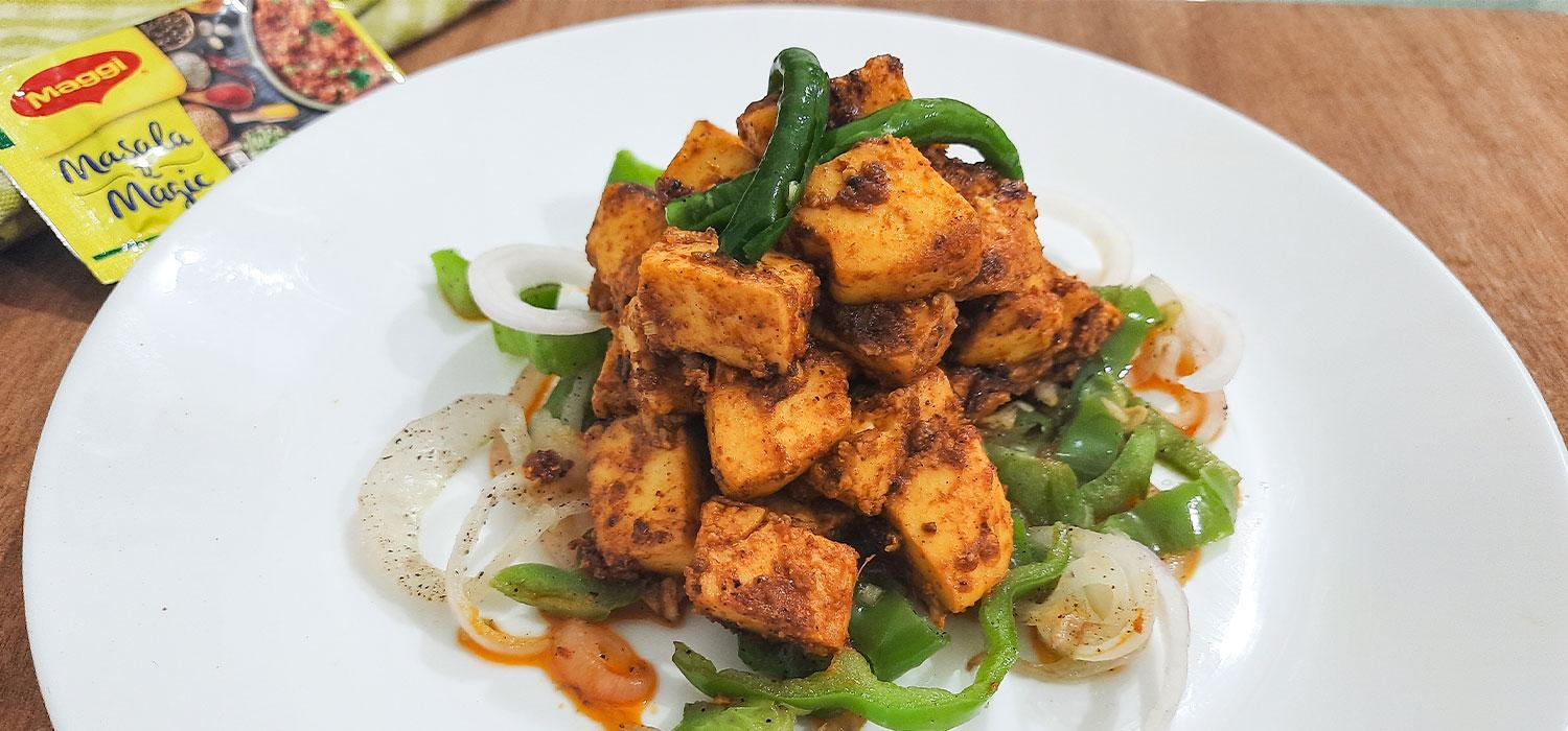 Magic Paneer Tikka Recipe